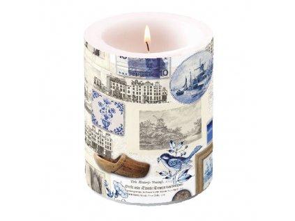 Svíčka dvouplášťová Authentic Holland