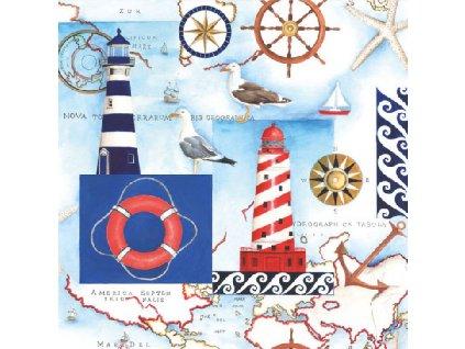 Napkin 33 Maritime