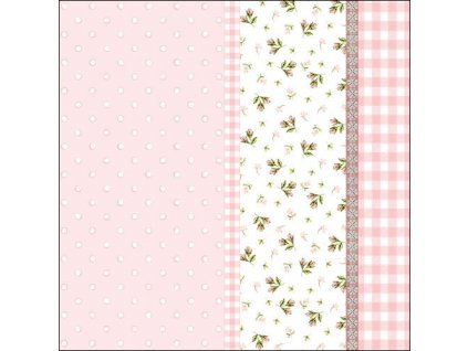 Napkin 33 Lilly Pink