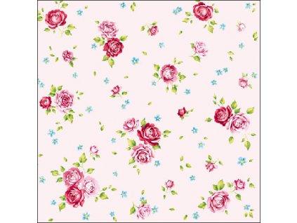 Napkin 33 Rosalie Rose