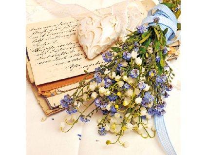Napkin 33 Love Bouquet