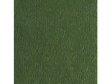 Napkin 33 Elegance Dark Green