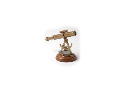TELESCOPE s kompasem