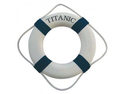 záchranný kruh TITANIC
