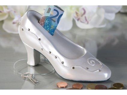 Kasička bota