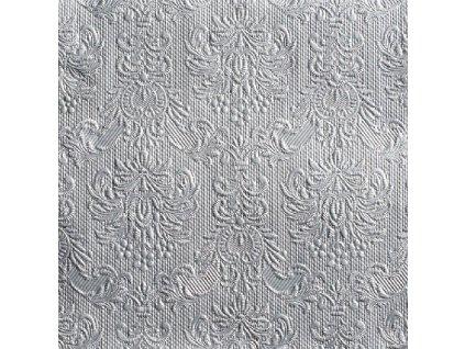 Ubrousky 40 Elegance Silver