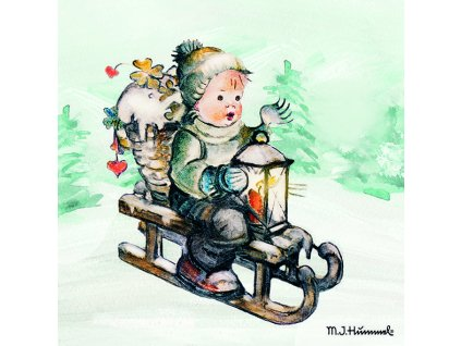 Ubrousky 33 Ride Into Christmas