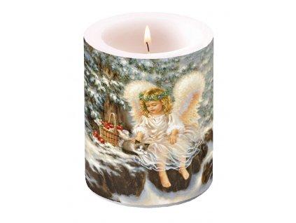 Svíčka velká Little Angel