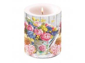 Svíčka dvouplášťová Jardin Boutique