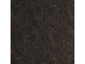 Napkin 33 Elegance Black