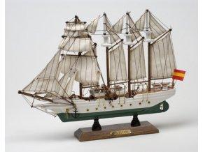 Loď - J. S.  Elcano