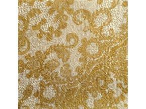 Ubrousky 33 Elegance Lace Gold